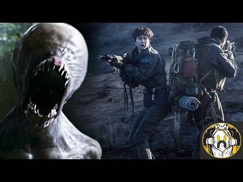 Alien Covenant: Neomorph vs Xenomorph Deleted Scene - Explained
