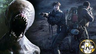 Alien Covenant: Neomorph vs Xenomorph Deleted Scene - Explained