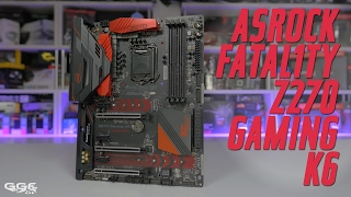 asRock Z270 Gaming K6 Fatality   i7 7700 by ThxCom Sound Test OC