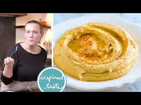 How to Make Hummus That's Better Than Store-Bought - Easy Hummus Recipe - Updated