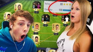 I BROKE WROETOSHAW'S HIGHEST RATED FUT DRAFT RECORD! FIFA 18