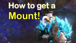 Order & Chaos for Newbies: #2 How to get a Mount