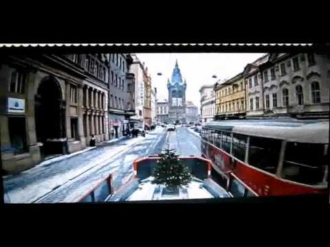 Prague Lubricating Tram Live Streaming Webcam
