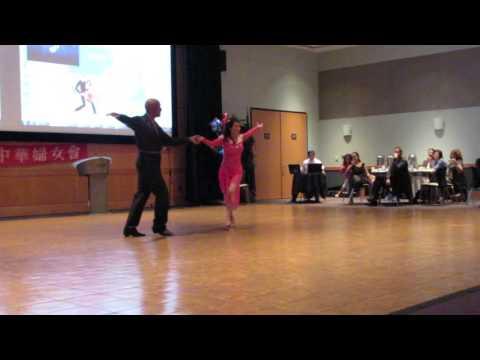 Barry TheMan Douglas And Joyce Liu Rhythm Medley