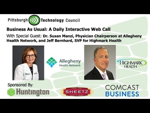 """Business as Usual Explores """"Back to School Health Tips"""" with Highmark"""