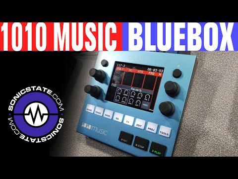 1010 Music Bluebox Tiny Digital Mixer/Recorder Sonic LAB Review