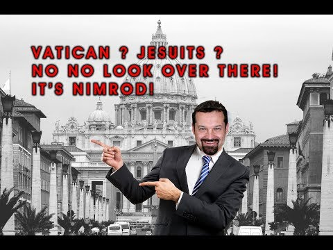 Rob Skiba's Nimrod: A Smokescreen For the REAL Antichrist - Flat Earth thumbnail
