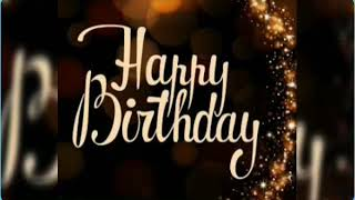 Wishing happy birthday to dear one's 🎂Happy birthday song for what's app status 🎉🎂🎉