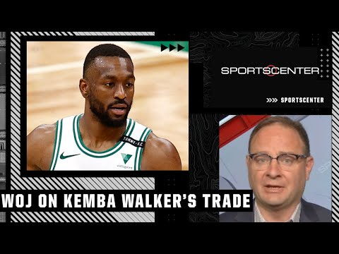 Woj details Kemba Walker's trade to the Thunder | SportsCenter