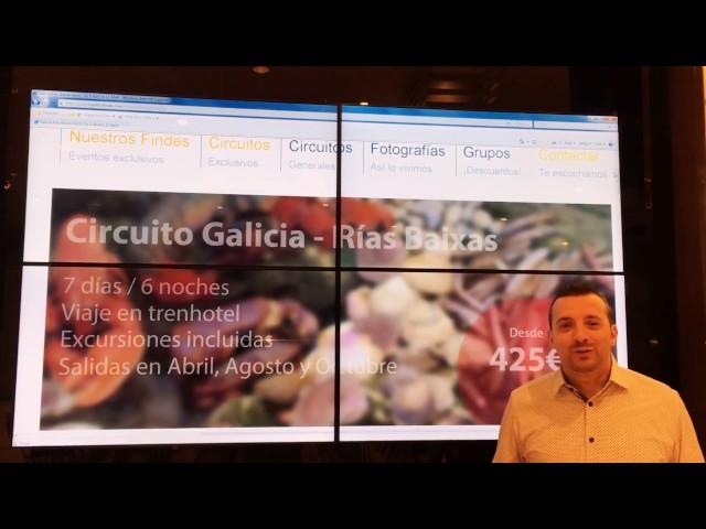 David Carrasco te informa de las salidas a Galicia