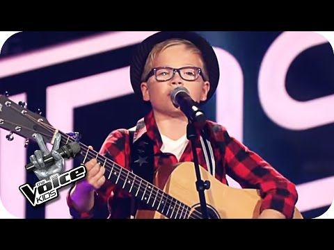 Keimzeit  Kling Klang Nils  The Voice Kids 2017  Blind Auditions  SAT1