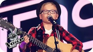 Keimzeit - Kling Klang (Nils) | The Voice Kids 2017 | Blind ...