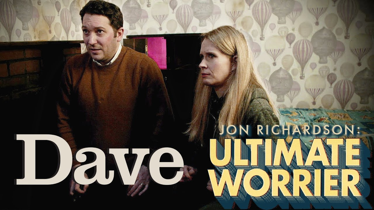 Can Jon Richardson and Wife Lucy Beaumont Complete an Escape Room?