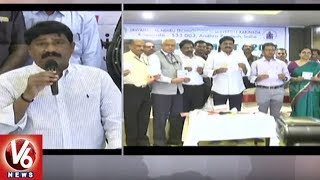 AP EAMCET 2018 Results Released, Telangana Students Bags Top Ranks | V6 News