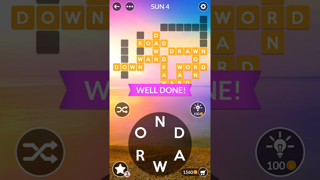 Wordscapes Level 225 To 240 By Puzzlesolver