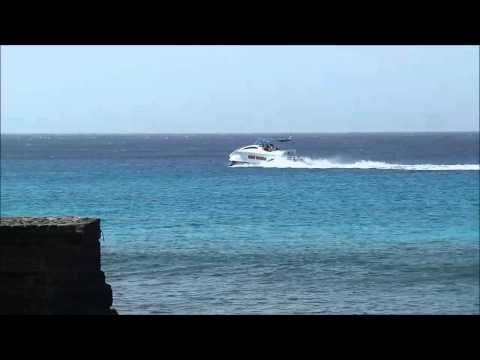 Glass Bottom Boat - Sal Island, Cape Verde