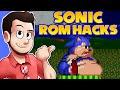 Sonic ROM Hacks - AntDude