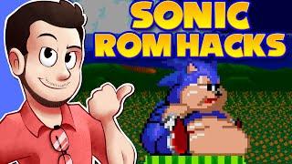 One of AntDude's most viewed videos: Sonic ROM Hacks - AntDude