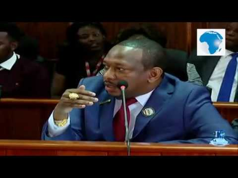 Sonko faces Senate over delay to pick deputy governor
