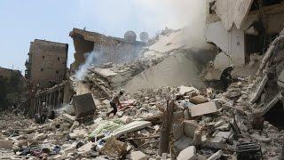 أخبار عربية | قوات الأسد تقتحم أحياء حلب الشرقية وتواصل قصف المدينة وريفها