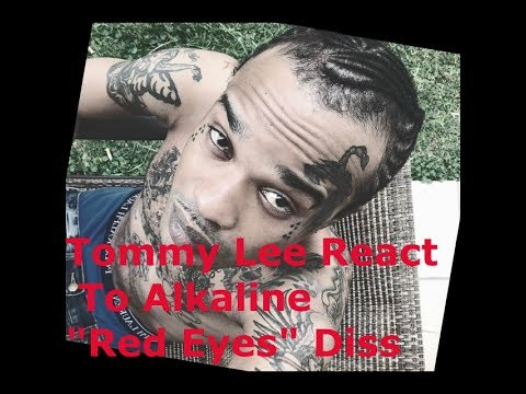 Tommy Lee React To Alkaline