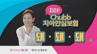 에이스 Chubb 치아안심보험 광고 2016~17 (돼.돼.돼篇) - 8분