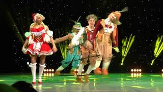 00595 Шоу балет Аллы Духовой Тодес Колпино 01 12 2017 Тамара Павлова