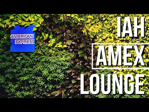 American Express Centurion Lounge Review And Tour - Houston, Texas (IAH)