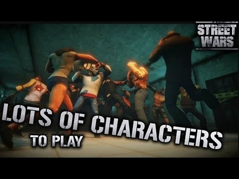Street Wars PvP  Android Gameplay HD