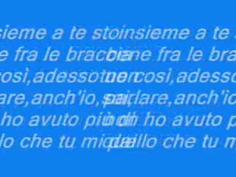 PENSIERI E PAROLE 2  parole d'amore Lucio Battisti MIX