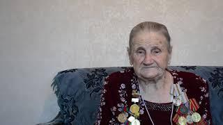 """""""Победа - это..."""" - Гостева Мария Кирилловна - житель г.Краснодар, ветеран ВОВ."""