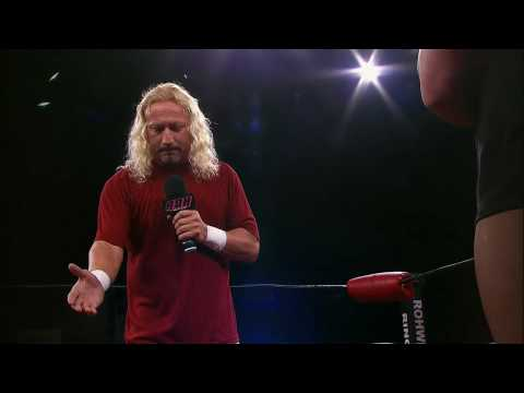 "Jerry Lynn - ""No One Ever Retires from Pro Wrestling"""