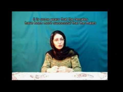 International solidarity with Iranian student movement - Bahareh Hedayat