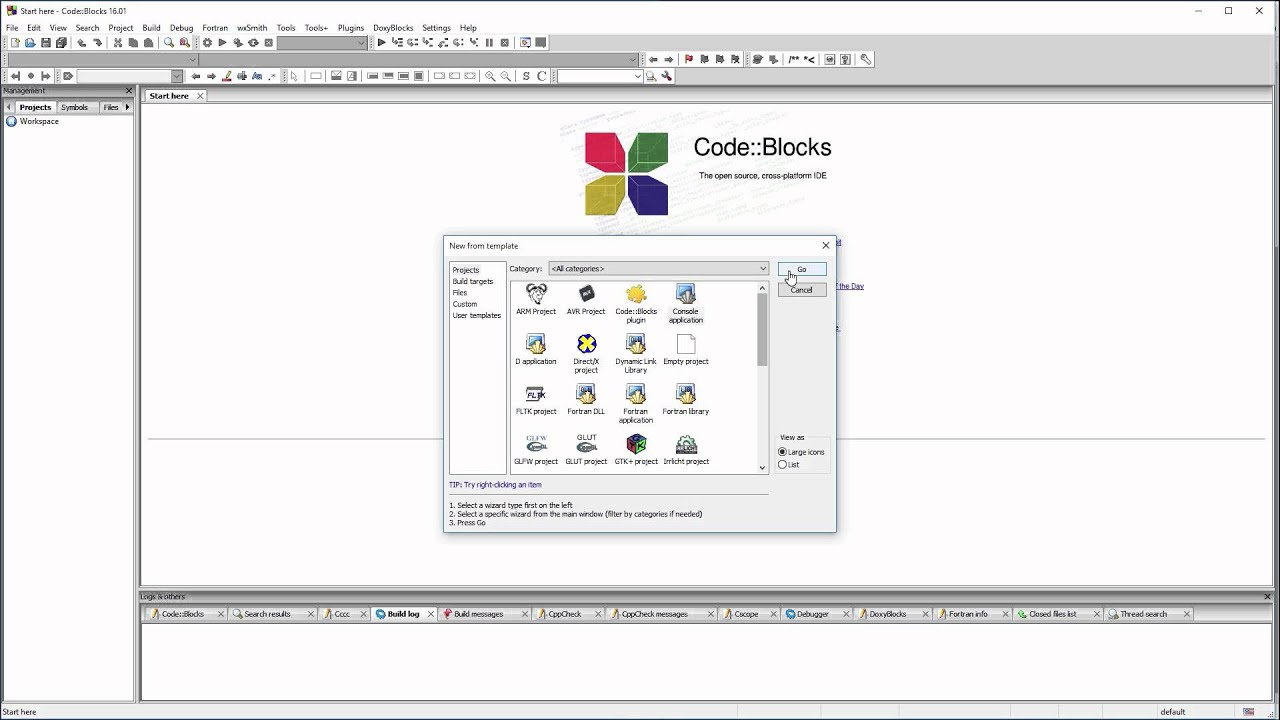 bibliotheque sdl pour code blocks
