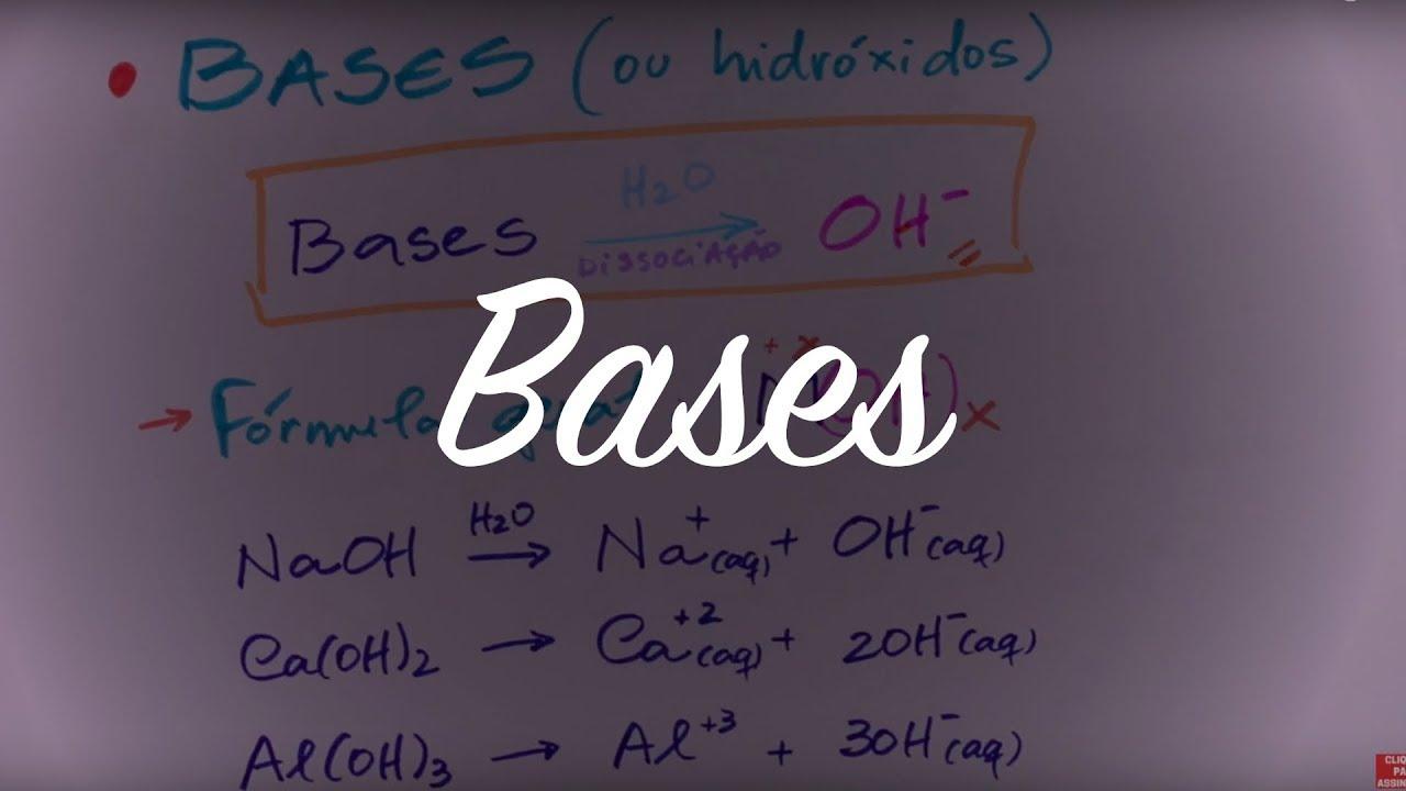 Download Bases - Química Inorgânica