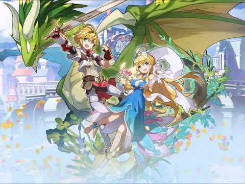 Dragalia Lost - Home 2 (Cinderella Step)