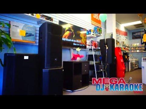 Mega Karaoke DJ Center Pro Audio Karaoke Music KTV DJ Lighting Retail Store