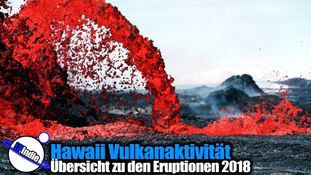 Vulkan Aktivität