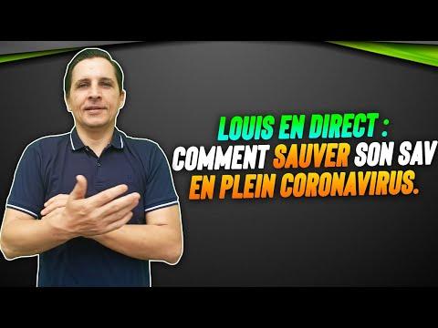 Louis En Direct : Comment sauver son SAV en plein Covid-19 thumbnail