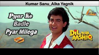 Pyar Ke Badle Pyar Milega | Sonic Jhankar | Kumar Sanu | Alka Yagnik |Dil Tera Aashiq | GEET MAHAL