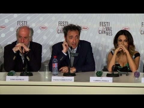 "Cannes presents: ""The Great Beauty"" by P. Sorrentino"