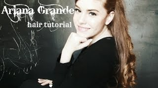 Ariana Grande Hair Tutorial & GIVEAWAY ● Μπούκλες Με Πρέσα! Thumbnail