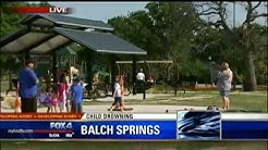 Balch Springs Child Drowning