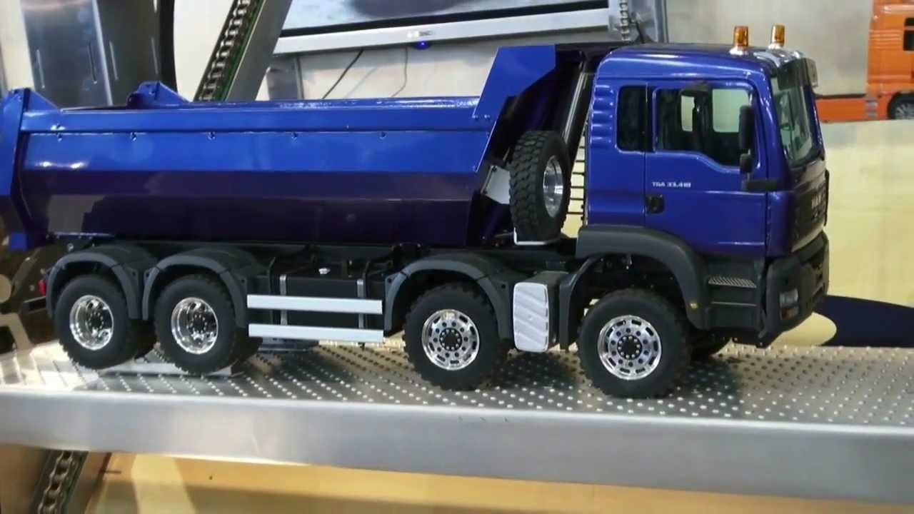 best rc scaleart trucks scale model modellbau messe. Black Bedroom Furniture Sets. Home Design Ideas