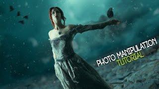 Photoshop Manipulation Tutorial: Solitude