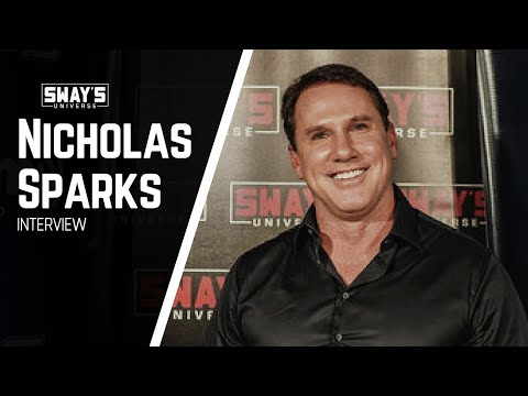 Author Of 'The Notebook', Nicholas Sparks Talks New Novel 'Every Breath' | Sway's Universe