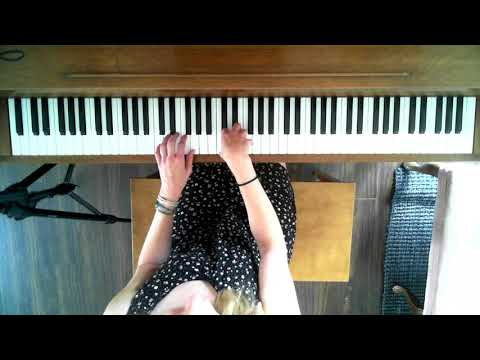 Basics - Posture, Hand Position, Finger Numbers
