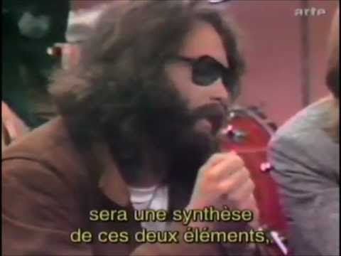 The Doors - Interview Richard Goldstein 1969 (French Subtitles Interview)