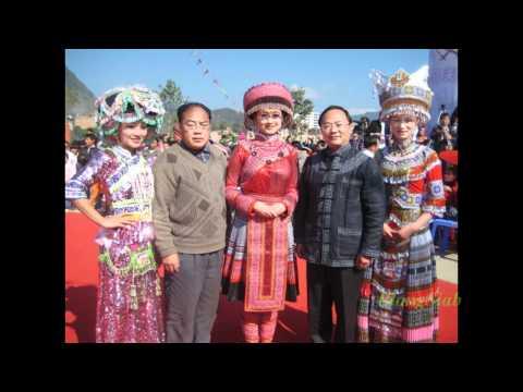 Beautiful Hmong Suav China Mim Yaj