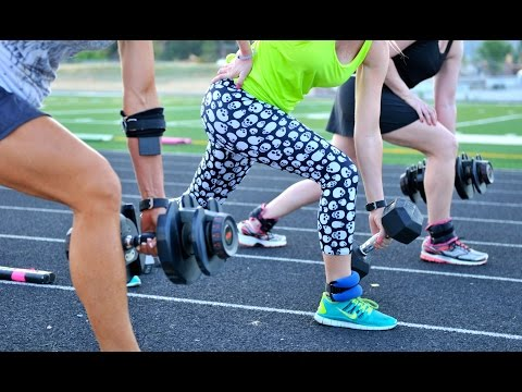 Laura's Fitness Lab LLC - Summer BootCamp Class